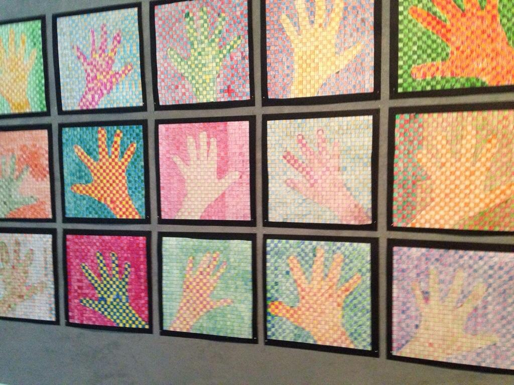 Ausgezeichnet Kunst Hände – Grundschul-Blog DO13